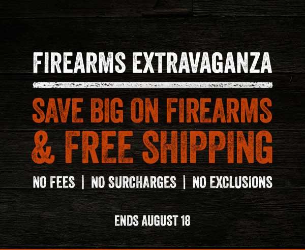 Firearms Extravanganza